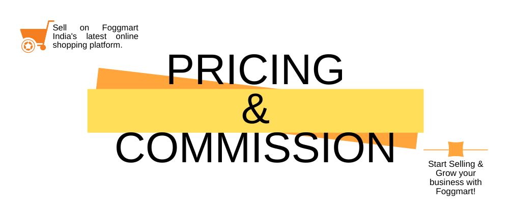 pricing and commission